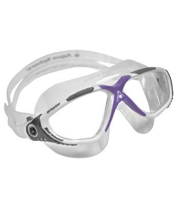 Vista Lady Clear White/Grey/Lav