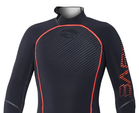 Reactive-Wetsuit-Red