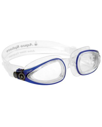 Eagle Clear Frame Goggles