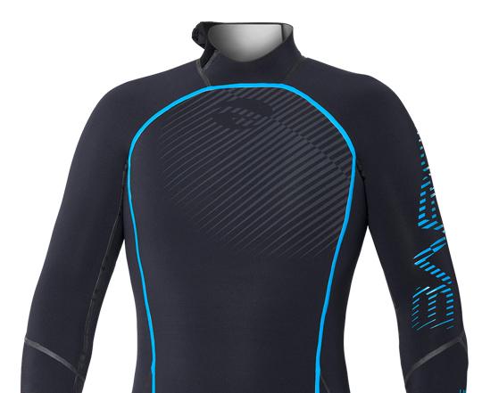Reactive-Wetsuit-Blue