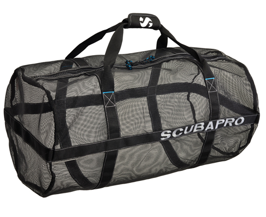 Scubapro-Mesh-Coated-Bag