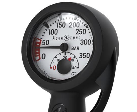 Aqualung-Pressure-Gauge