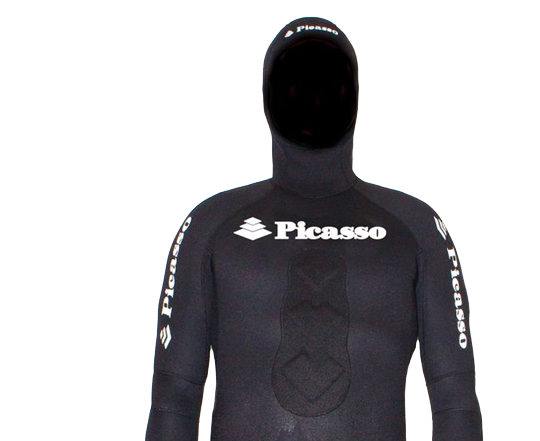 Picasso Shadow 7mm Freediving Suit