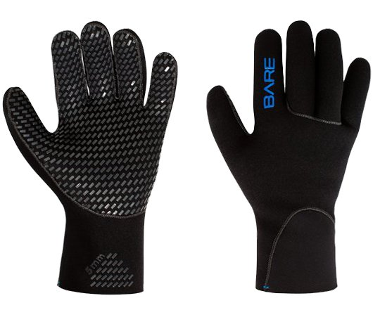 BARE-5MM-FIVE-FINGER-GLOVE(Set)