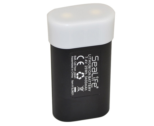 Sealife-SL9831Lithium-Battery