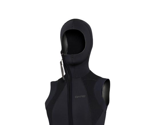 603248b404 Bare 7mm Step-In Hooded Vest
