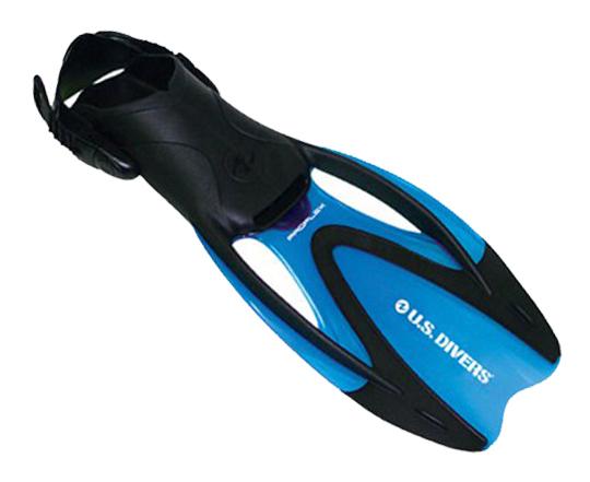 Aqualung-Proflex-FX-Jr-Blue1