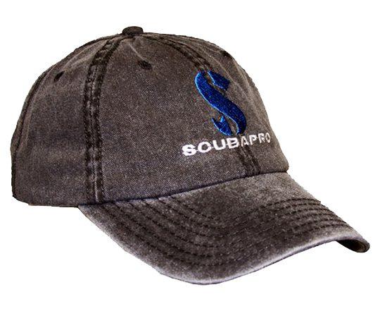 Scubapro Charcoal Ballcap