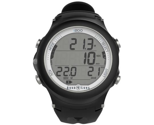 aqaulung-i200-wrist-computer