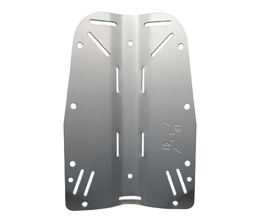 Aluminum Backplate Only
