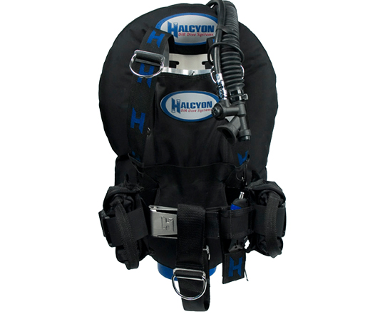 Halcyon eclipse single tank system buy in canada - Halcyon dive gear ...