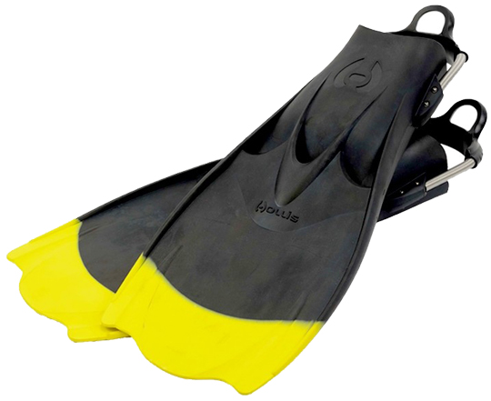 hollis-f1-bat-fins-yellow