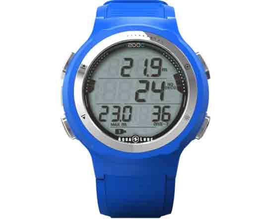 Aqualung-i200C-Blue-Computer