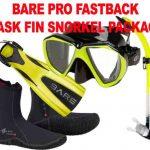 Bare-Fastback-Pro-Mask-Snorkel-Package