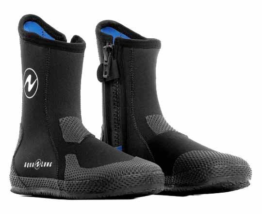 Aqualung-7mm-Superzip-Boots