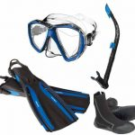 Oceanic-Mask-Snorkel-Fin-Package