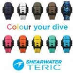 Shearwater-Teric-Straps-Single-Colour