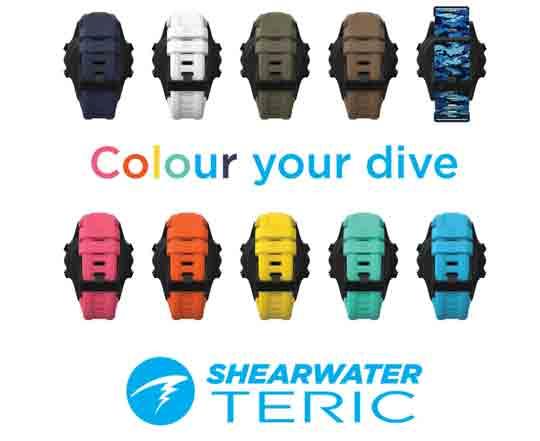 Shearwater-Teric-Straps-Single-Colour