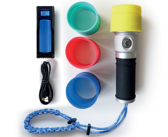 Aqualung-SEAFLARE-Led-Dive-Light-pack1