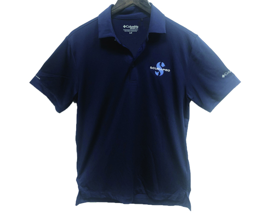 Scubapro-Mens-Navy-Polo-Shirt